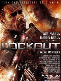 Lockout - Poster