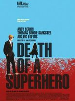 Death of a Superhero - Poster