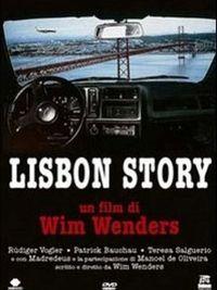 Lisbon Story - Poster