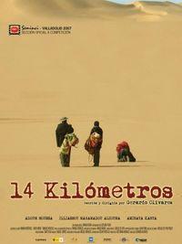 14 Km - Locandina