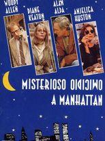 Misterioso omicidio a Manhattan - Locandina