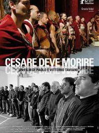 Cesare deve morire - Locandina