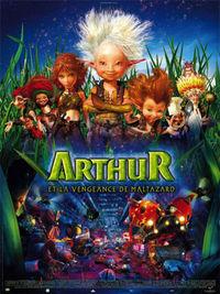 Arthur e la Vendetta di Maltazard - Poster