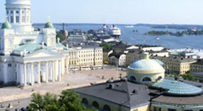 Helsinki capitale alla moda for Capitale finlandese