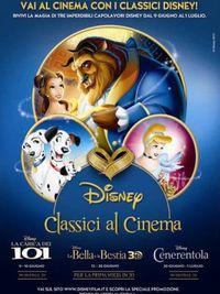 Classici Disney - Locandina