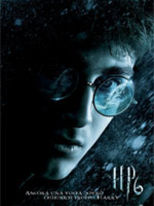 Harrry Potter e Il Principe Mezzosangue - Locandina