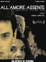 All'amore assente - Locandina