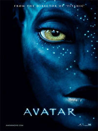 Avatar - Poster USA