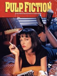 Pulp Fiction - Locandina