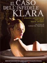 Il caso dell'infedele Klara - Locandina