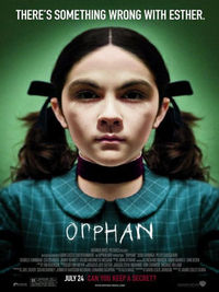 Orphan - Poster