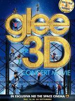 Glee: The 3D Concert Movie - Locandina
