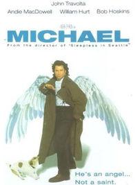 Michael locandina - John Travolta