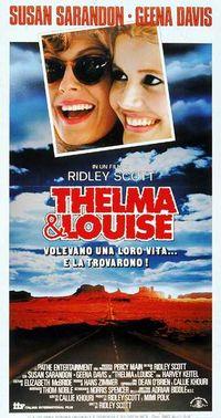 Thelma & Louise - Locandina