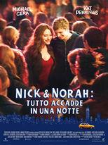 Nick & Norah: Tutto Accadde in una Notte - Locandina