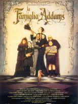 La famiglia Addams - locandina