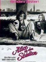 Alice nella città - Poster