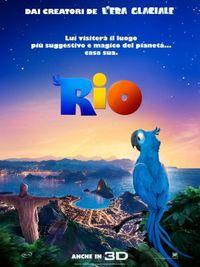 Rio in 3D - Locandina