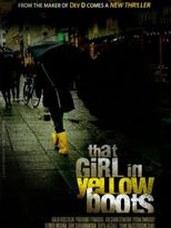 That Girl in Yellow Boots - Locandina