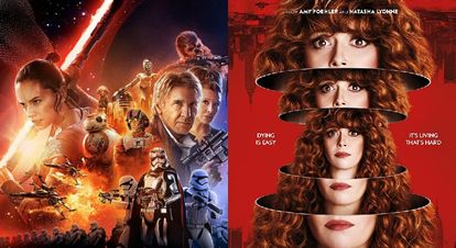 Star Wars / Russian Doll