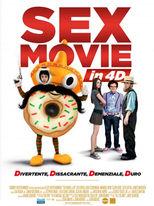Locandina Sex Movie in 4D