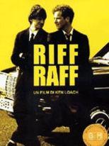 Riff Raff - Locandina