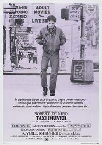Taxi Driver - Locandina