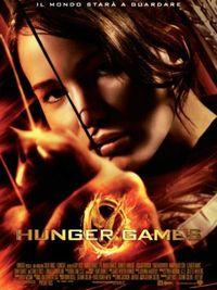 The Hunger Games - Locandina