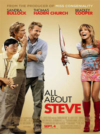 All About Steve - Locandina
