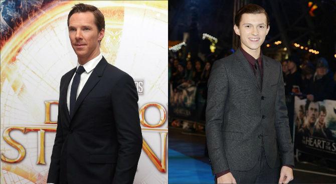 The Current War: Benedict Cumberbatch e il nuovo Spider-Man