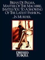 Vestito per uccidere - Poster