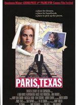 Paris, Texas - Poster