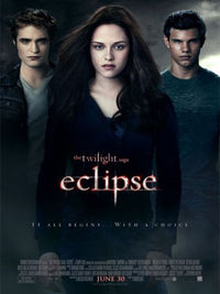 The Twilight Saga: Eclipse - Poster Usa