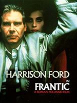 Frantic - Poster