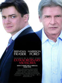Extraordinary Measures - Poster Usa