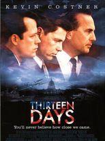 Thirteen days - Locandina