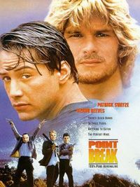 Point break - Locandina