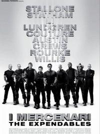 I Mercenari - Locandina