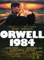 Orwell 1984 locandina