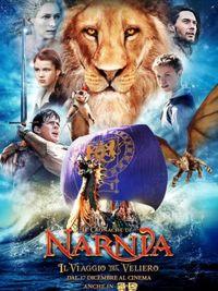 Le Cronache di Narnia: Il Viaggio del Veliero - Locandina