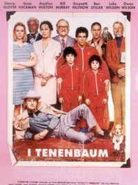 I Tenenbaum - Poster