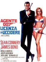 007 Licenza di uccidere - Locandina