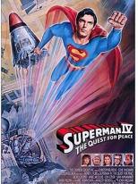 Superman 4 - Locandina