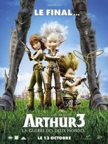 Arthur 3: La guerra dei due mondi