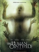 The Human Centipede - Locandina