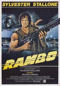 Rambo  - Locandina