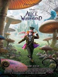 Alice in Wonderland - Poster