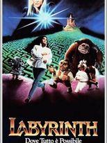 Labyrinth - locandina