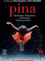 Pina - Locandina