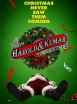 A Very Harold and Kumar 3D Christmas - Poster
